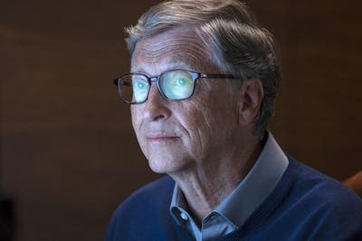 "When speaking with New York Times writer Andrew Ross Sorkin, Bill Gates refused to side with Sen. Elizabeth Warren. ""If I had to pay $20 billion, it's fine, but when you say I should pay $100 billion, then I'm starting to do a little math about what I have left over,"" he said."