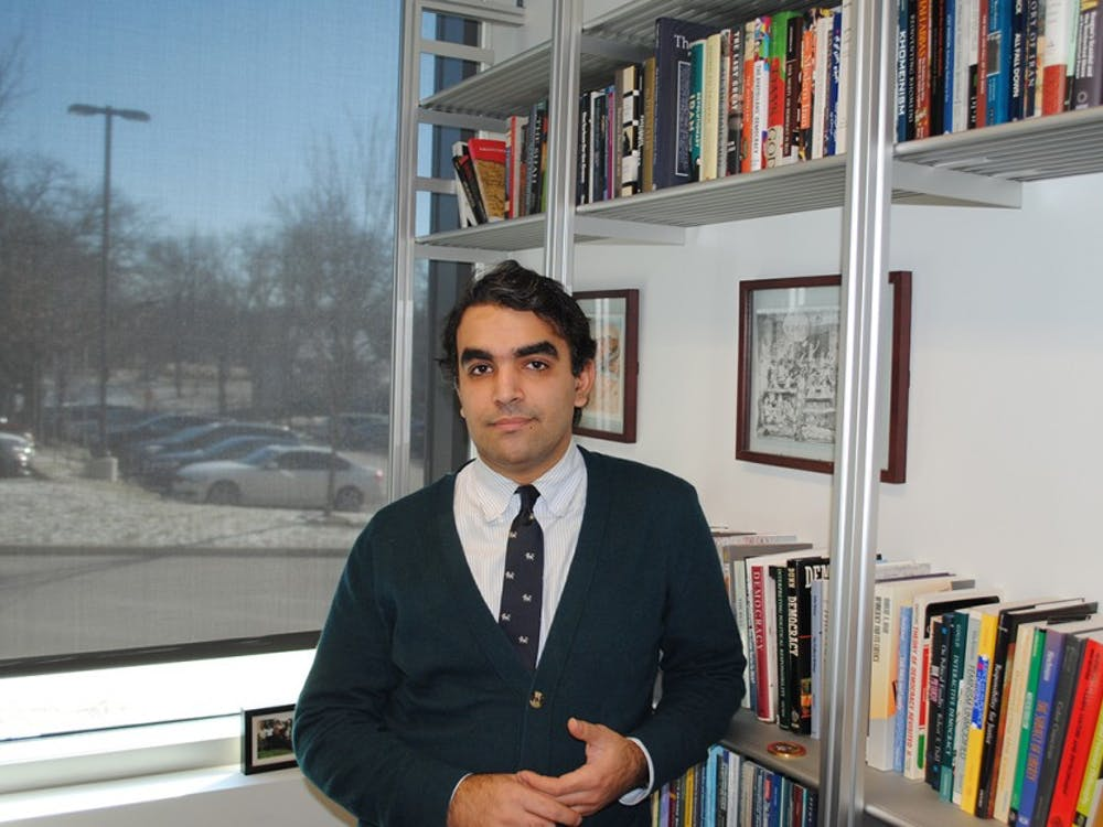 Hussein Banai became a naturalized citizen this January but was originally born in Iran and then later lived in Canada. He sees Trump's executive order banning travel to his former home of Iran as a sign of a dangerous and rising nationalism.