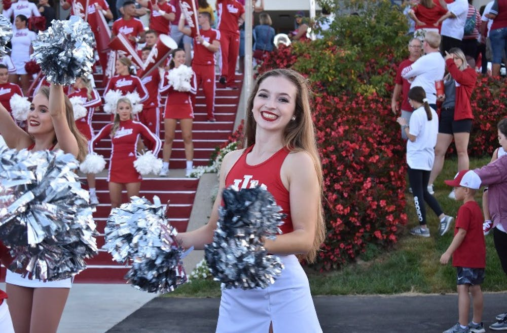 <p>IU Senior Michele Loughlin was a member of the IU RedStepper Dance Team. Loughlin passed away on May. 23. </p>