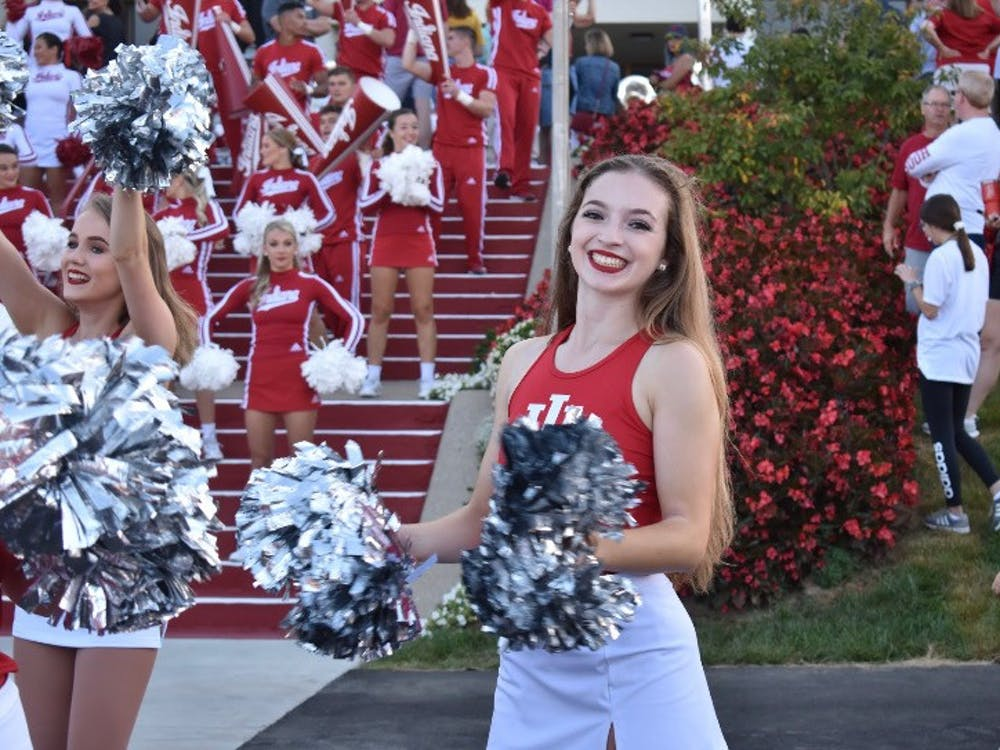 IU Senior Michele Loughlin was a member of the IU RedStepper Dance Team. Loughlin passed away on May. 23.