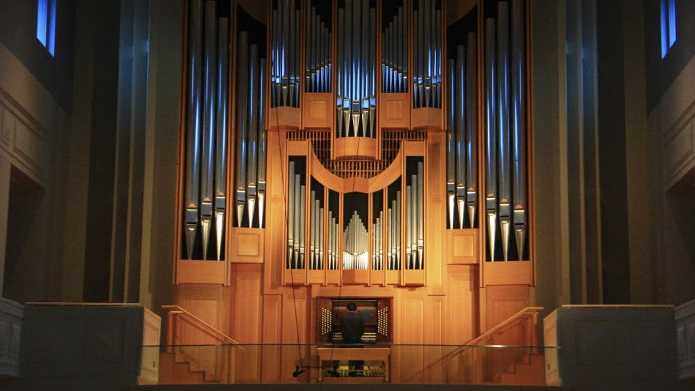 Soprano Katherine Jolly and pianist Kyung-Eun Na will perform at 8 p.m. March 19 in Auer Hall as part of a faculty and student recital.