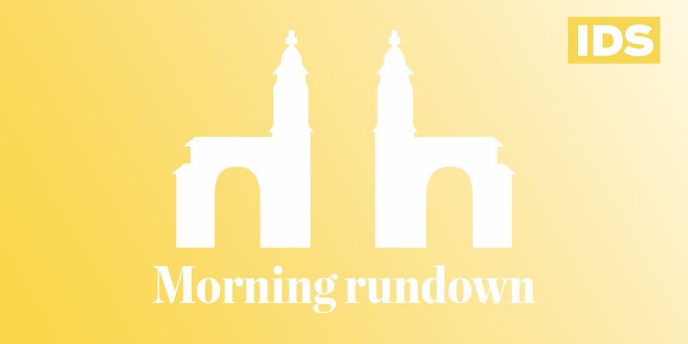 morning rundown site