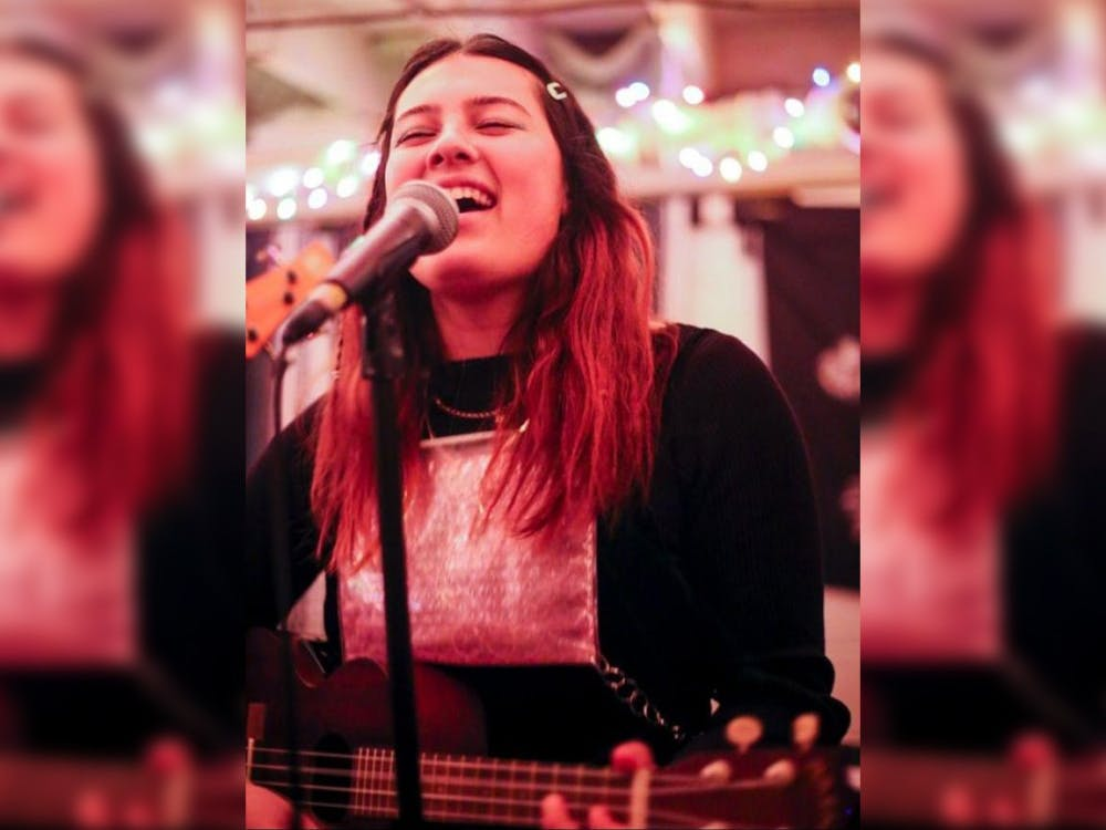 Andromedaughter will perform March 7 at Collins Living-Learning Center in the Cheshire Café.