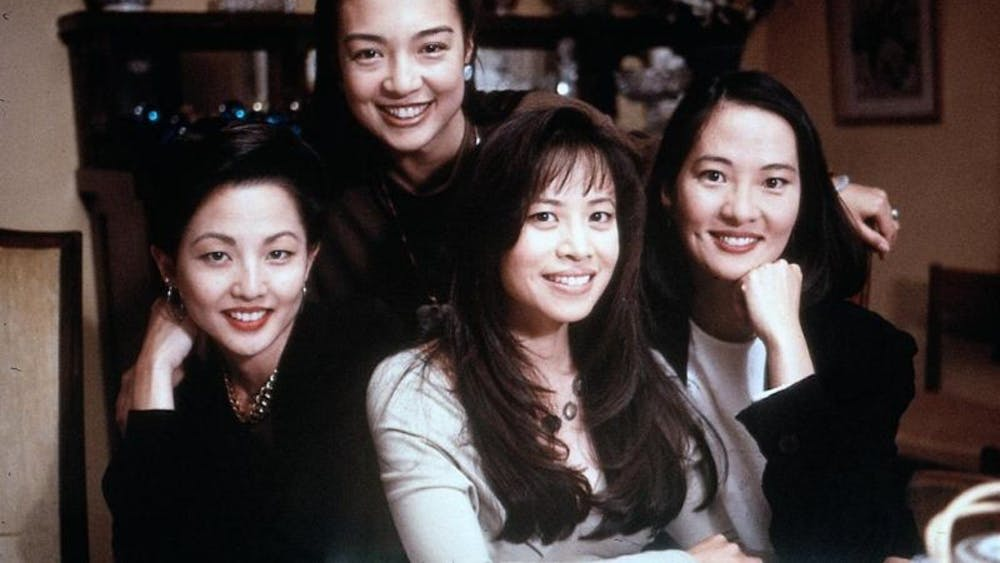 """The 1993 movie """"The Joy Luck Club"""" tells the story of four Chinese women born in America and their mothers, born in China."""