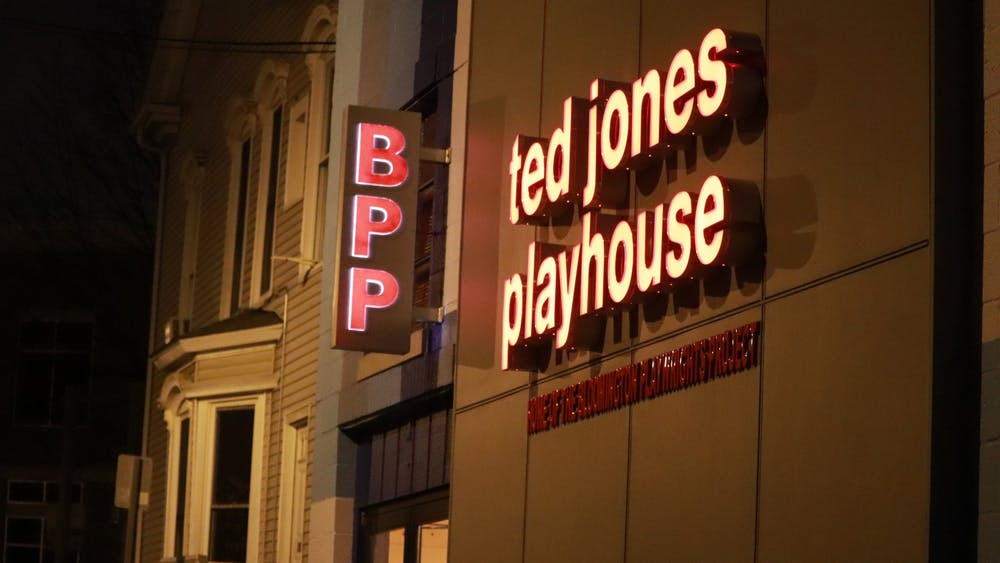 Bloomington Playwrights Project is located at 107 W. 9th St. The Bloomington Playwrights Project and the Adirondack Theatre Festival will present a series of interactive virtual experiences this season in lieu of in-person performances.