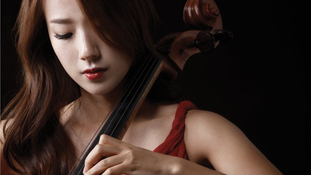 The Terre Haute Symphony Orchestra performed Haydn's popular C-major Cello Concerto, featuring the symphony's Principal Cellist, SeungAh Hong, on Saturday night.
