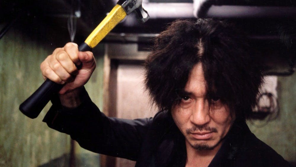 """""""Oldboy,"""" which was directed by Park Chan-wook, was released in 2003. A remake starring Josh Brolin came out in 2013."""