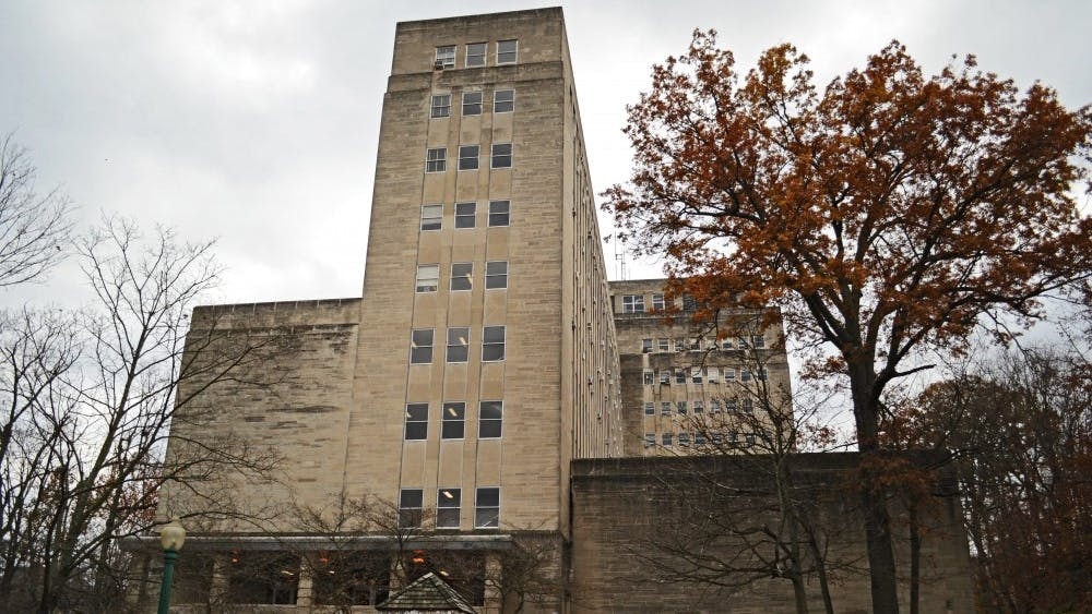 Ballantine Hall will undergo renovations starting in Fall 2018, which may cause classroom scheduling conflicts for faculty.