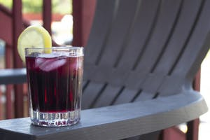 """Tinto de verano,"" translated as red wine of summer, is a popular refreshment in the summer in Spain. Use any red wine and a lemon-flavored soft drink to create the drink's hallmark carbonation."