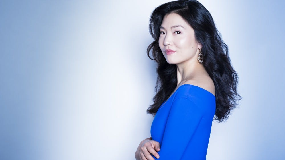 """IU alumna Jeeyoon Kim will perform at 7 p.m.April 4  in the United Presbyterian Church. Kim is a classical pianist who is promoting her second album, """"Over. Above. Beyond."""""""