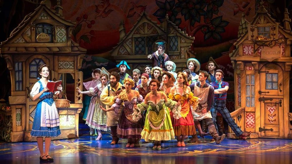 """Disney's """"Beauty and the Beast"""" will open today at the IU Auditorium at 7:30 p.m."""