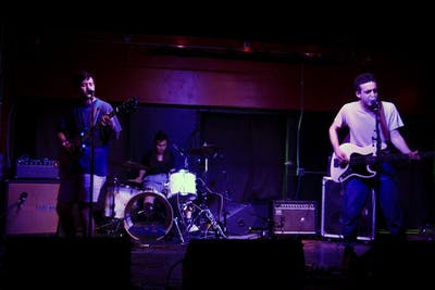 The Washington, D.C.-based band Flasher headlines at The Bishop Bar on Tuesday, June 19. The band played after Swim Team and Dehd.