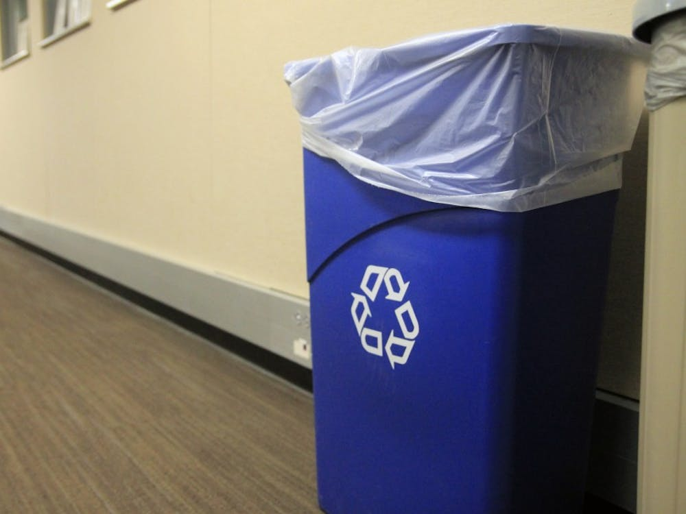 IU's Bloomington campus will be participating in the national RecycleMania contest for the eighth year in a row. The contest began Feb. 4, and will run through Mar. 31. RecycleMania is intended to motivate students to practice a more sustainable lifestyle through recycling more and limiting food waste.
