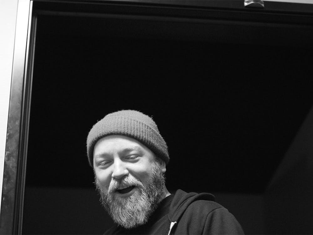 Comedian Kyle Kinane will return to the Comedy Attic at 8 p.m. Thursday.