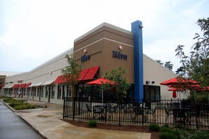 Hive is located at 2608 E. 10th St. The restaurant serves breakfast, lunch and dinner every day.