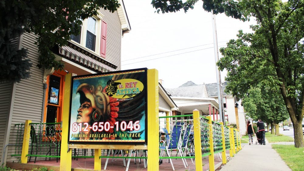 El Rey Azteca is located at 309 E. Third St. The restaurant is family owned and serves homemade Mexican cuisine.