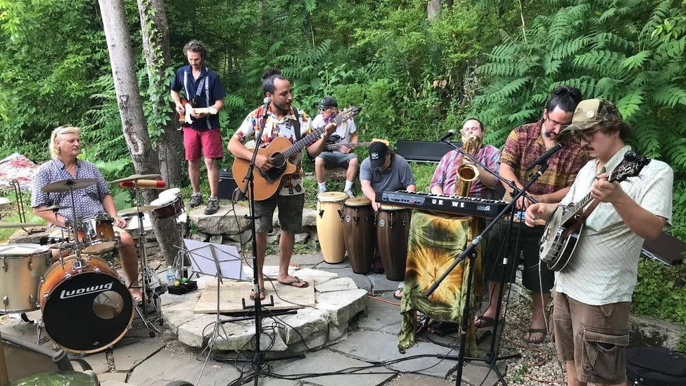 The band Matixando performs a musical set. Switchyard Park will put on its first ever Summer Sendoff Concert 5:30 to 8:30 p.m. Sept. 4 to a crowd of 150 people, due to safety restrictions.