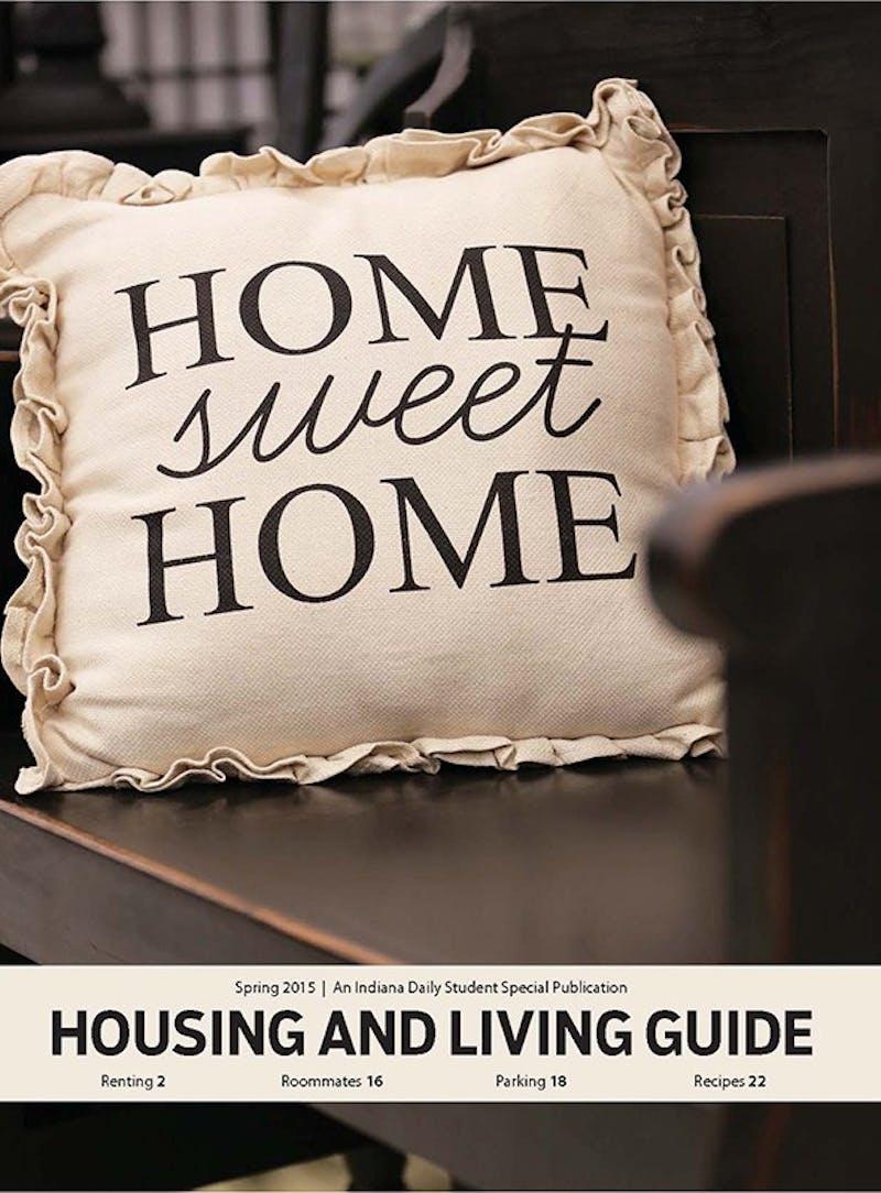 Spring 2015 Housing & Living Guide