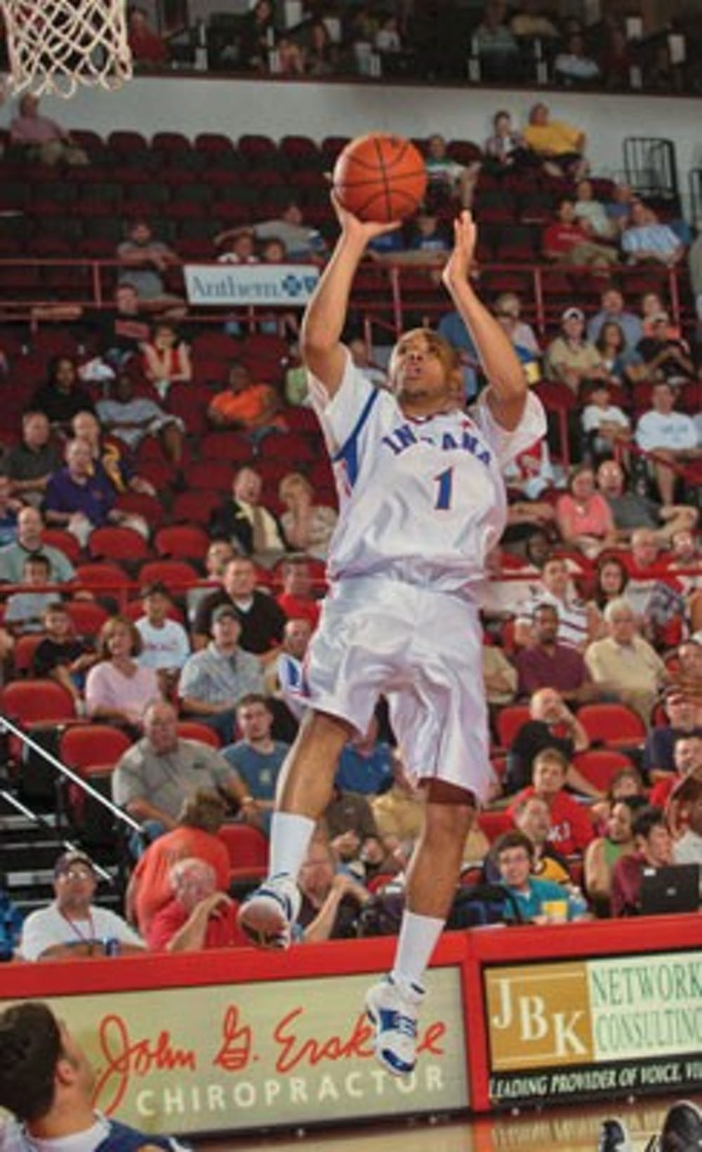 Eric Gordon scores 32 for Indiana All-Stars - Indiana Daily