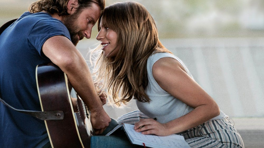 """""""A Star Is Born,"""" which stars Lady Gaga and Bradley Cooper, will be released Oct. 5 in the United States."""