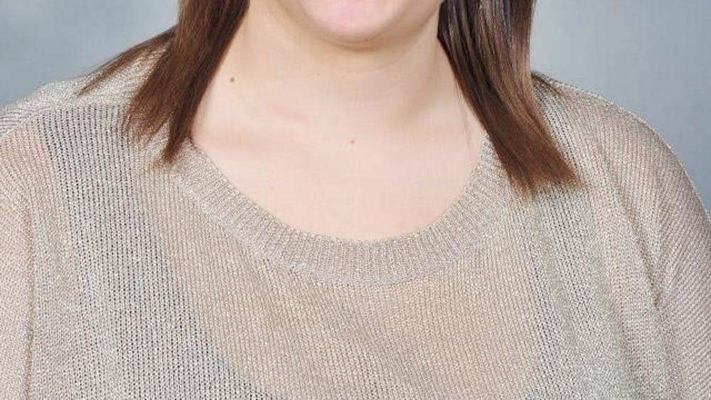 Editor-in-chief Rachel Wisinski