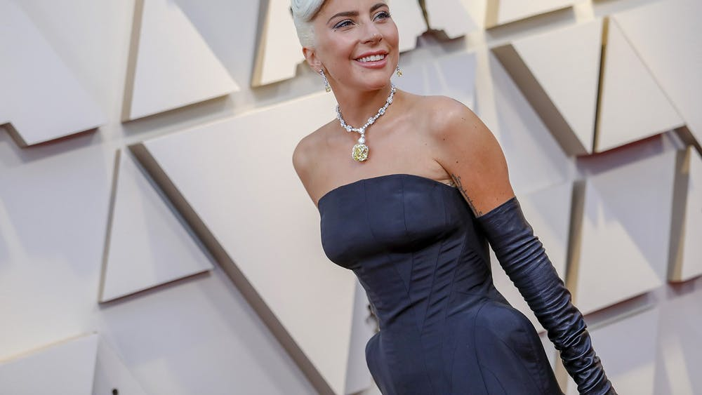 Lady Gaga arrives at the 91st Academy Awards on Feb. 24, 2019, at the Dolby Theatre at Hollywood & Highland Center in Hollywood, California.
