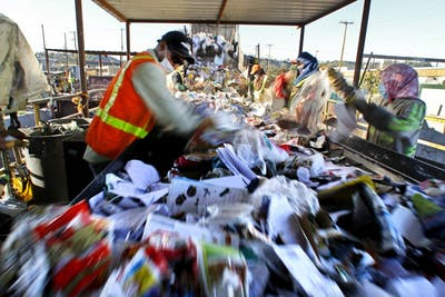 Recycling has become far more difficult since China sharply scaled back what it will take.