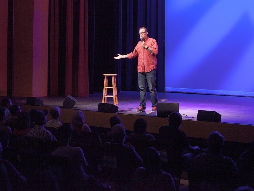 Bob Nugent is a comedian based in Bloomington. His podcast 'History Bluffs' has featured a variety of comedians, and he will perform alongside three other comedians during the latest High Proof Laughs event at Cardinal Spirits.