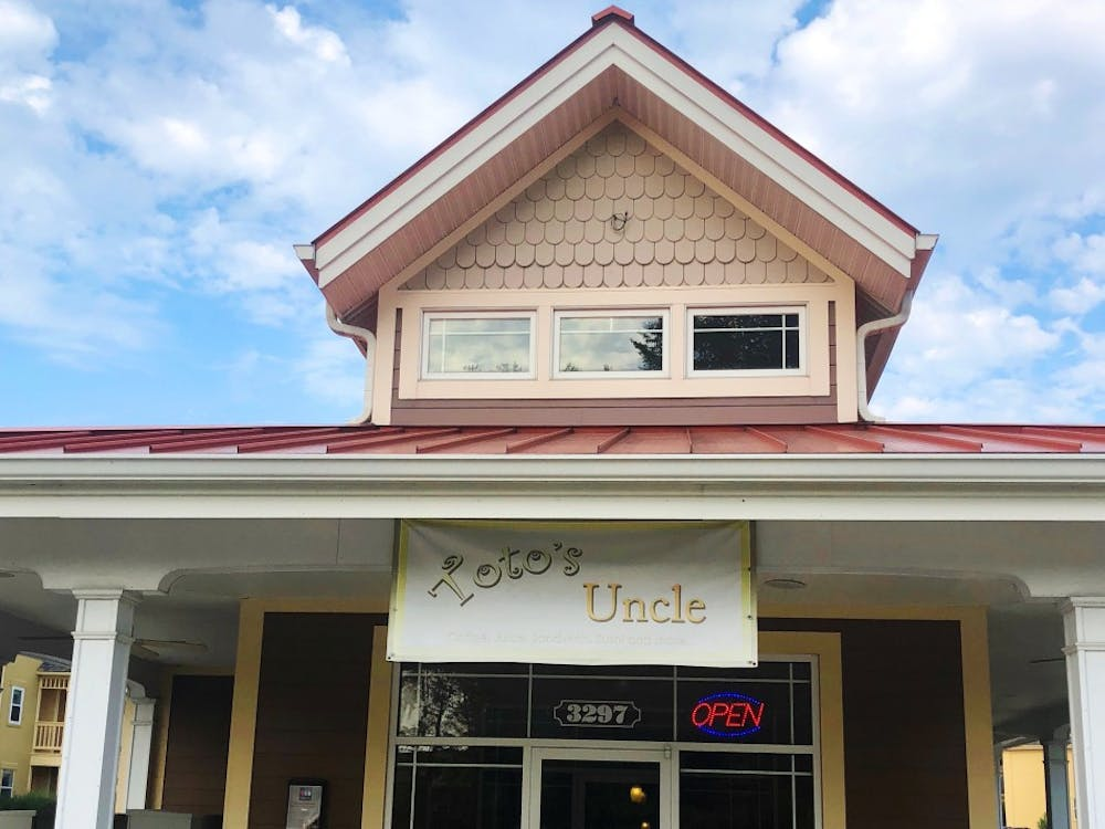 Toto's Uncle Cafe is located at 3297 E. Covenanter Dr. The cafe serves Asian fusion food with a fare of Korean and Japanese dishes.