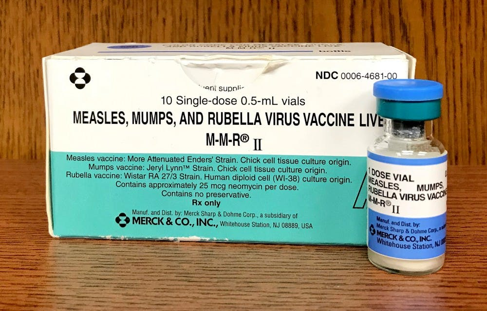 <p>There are now 17 confirmed cases of mumps on the IU-Bloomington campus.</p>