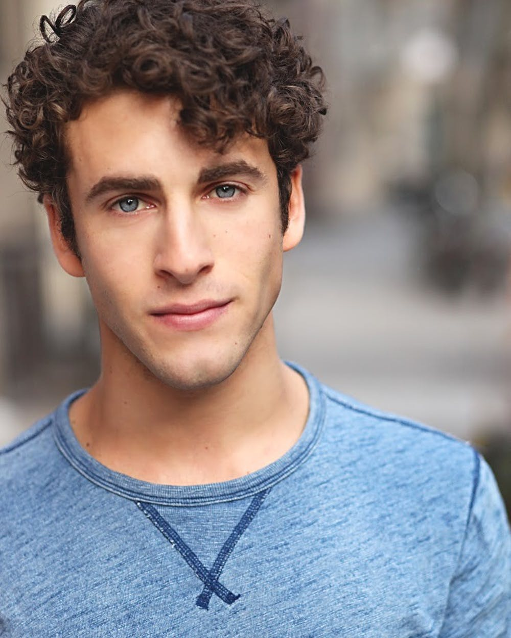 """<p>Actor&nbsp;Danny Harris&nbsp;Kornfeld, who&nbsp;plays Mark Cohen in the 20th anniversary tour of the musical """"Rent."""" Kornfeld said he identifies with his character because they both want to do work&nbsp;that is&nbsp;fulfilling and sends a worthwhile message.</p>"""