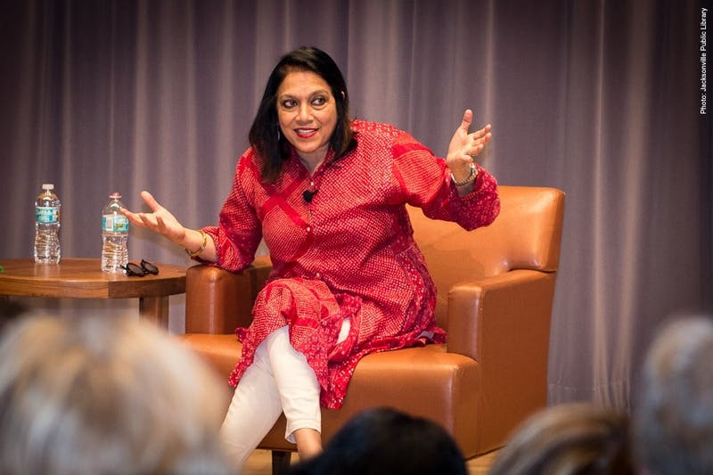 Mira Nair speaks March 11 at the Jacksonville Public Library. Nair will give a free lecture Thursday at the IU Cinema.