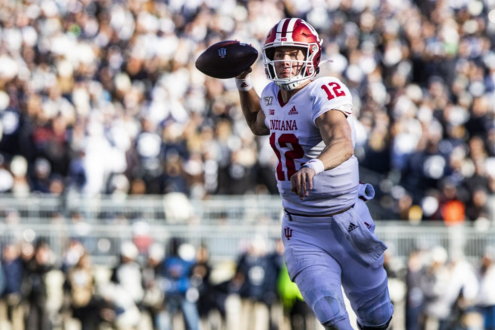 Iu Football Has One Last Chance For Statement Win Against No