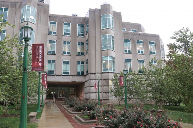"""IU alumni Nycha Schlegel and Dallas """"Bill"""" Loos donated $4 million to the Bloomington campus's School of Education and other IU facilities, according to an IU press release."""