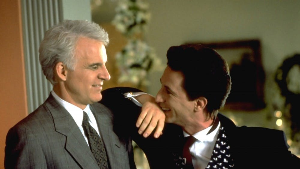 """Steve Martin and Martin Short star in the 1991 film """"Father of the Bride."""" Martin and Short will be at the IU Auditorium on Sept. 22 for a comedy and music show."""