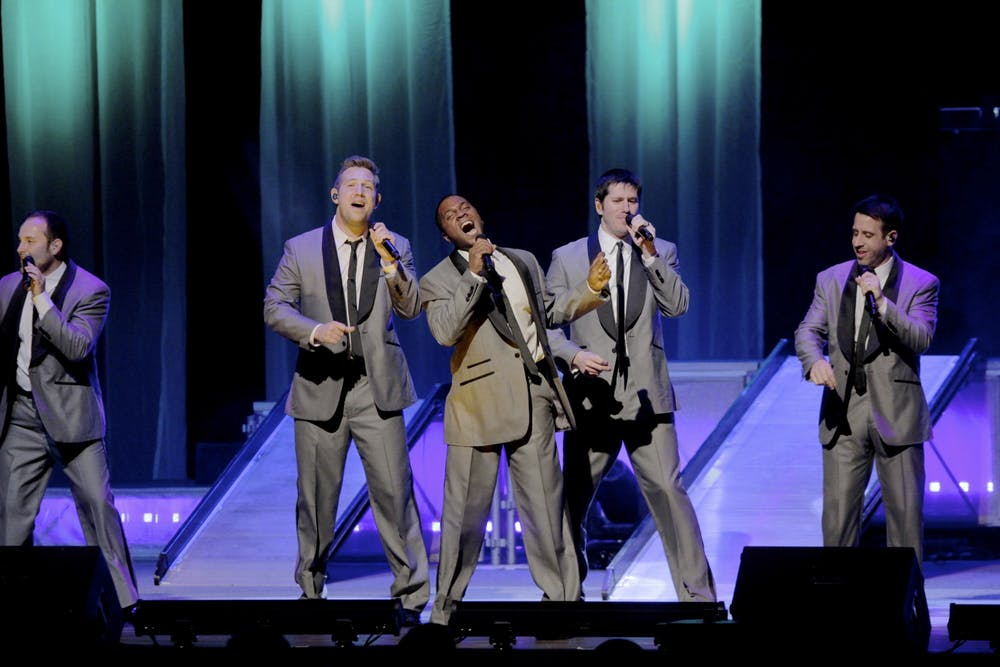 Straight No Chaser will return to Bloomington on Dec. 13 for a performance at the IU Auditorium.