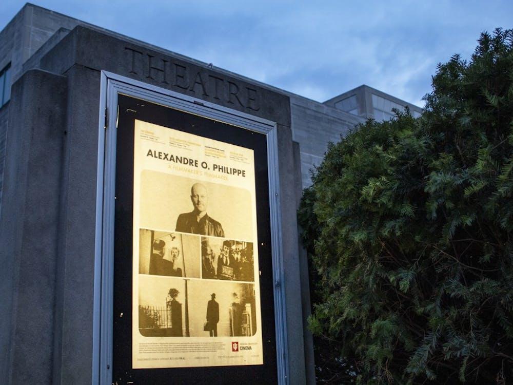 Alexandre O. Philippe will present his Hitchcock masterclass Dec. 7 at the IU Cinema.