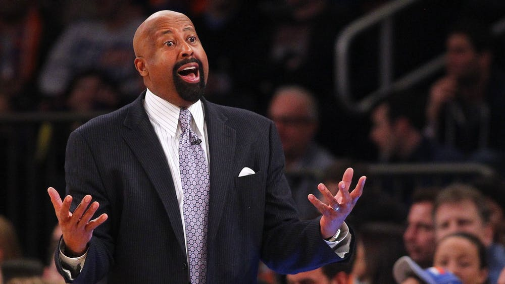 Mike Woodson is close to a deal to become the next IU men's basketball coach, Zach Osterman of the IndyStar reported Sunday. Woodson previously coached the New York Knicks and the Atlanta Hawks.