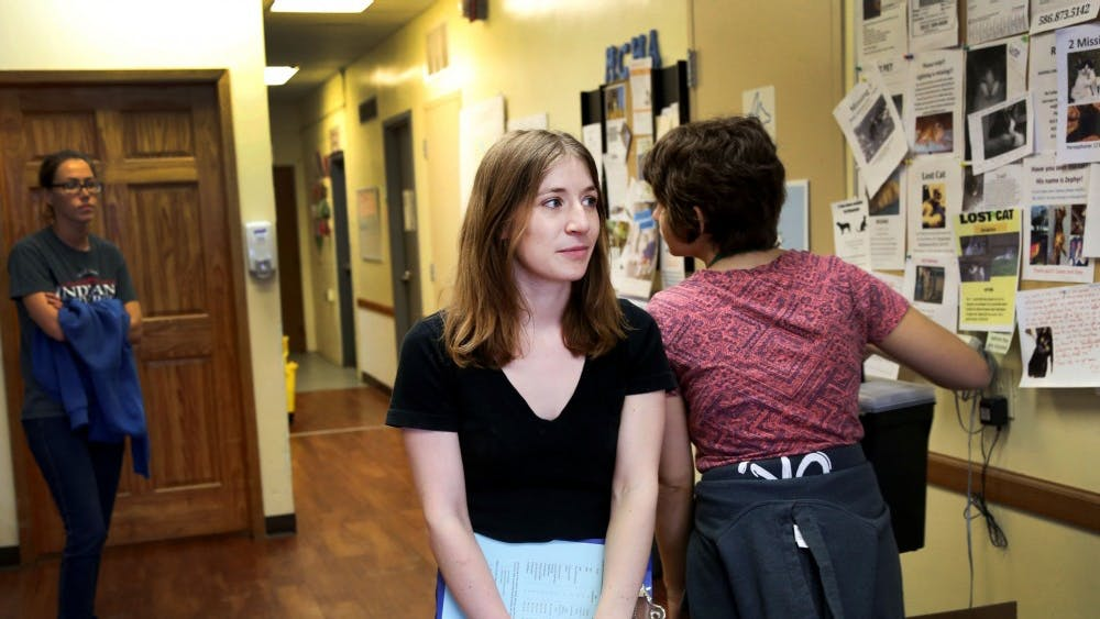 Psychologist Samantha Cohen, who led the study as an IU Ph.D. student, conducted the research while volunteering as an adoption counselor at an animal shelter.