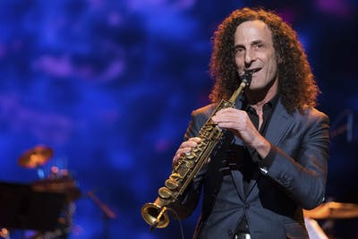 Grammy Award-winning saxophonist Kenny G will perform March 28 at the Brown County Music Center.