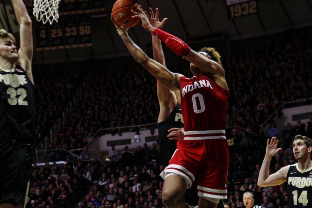 Instant Recap Iu Men S Basketball Loses Heartbreaking Game To