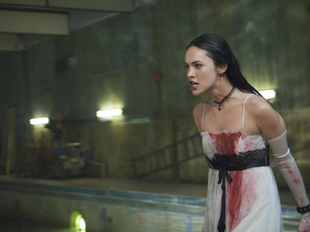 """""""Jennifer's Body"""" was released in 2009. The movie stars Megan Fox as a possessed cheerleader."""