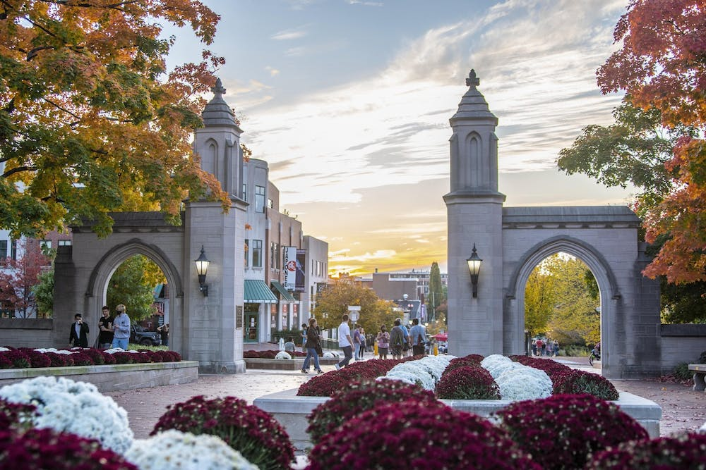 <p>Sample Gates is pictured. IU alumnus Zachary Horwitz was arrested April 6 and is accused of orchestrating a Ponzi scheme violating U.S. Securities and Exchange Commission laws, according to court documents.  </p><p><br/></p>