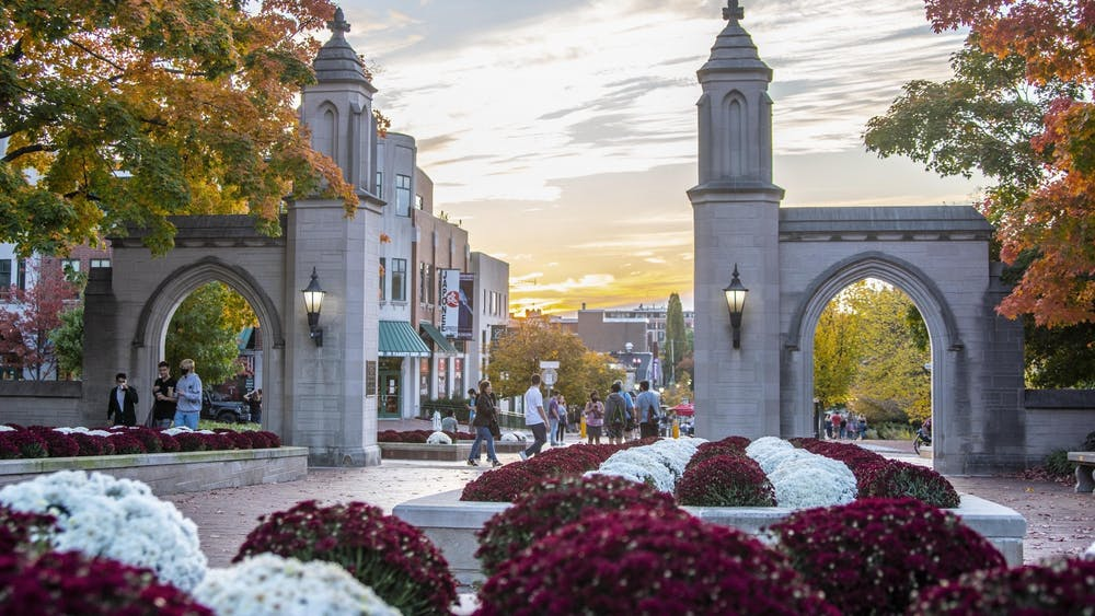 Sample Gates is pictured. IU alumnus Zachary Horwitz was arrested April 6 and is accused of orchestrating a Ponzi scheme violating U.S. Securities and Exchange Commission laws, according to court documents.