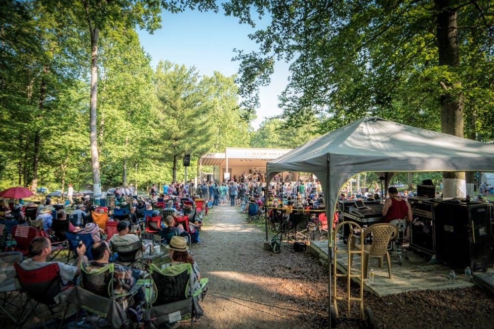 bluegrass fest