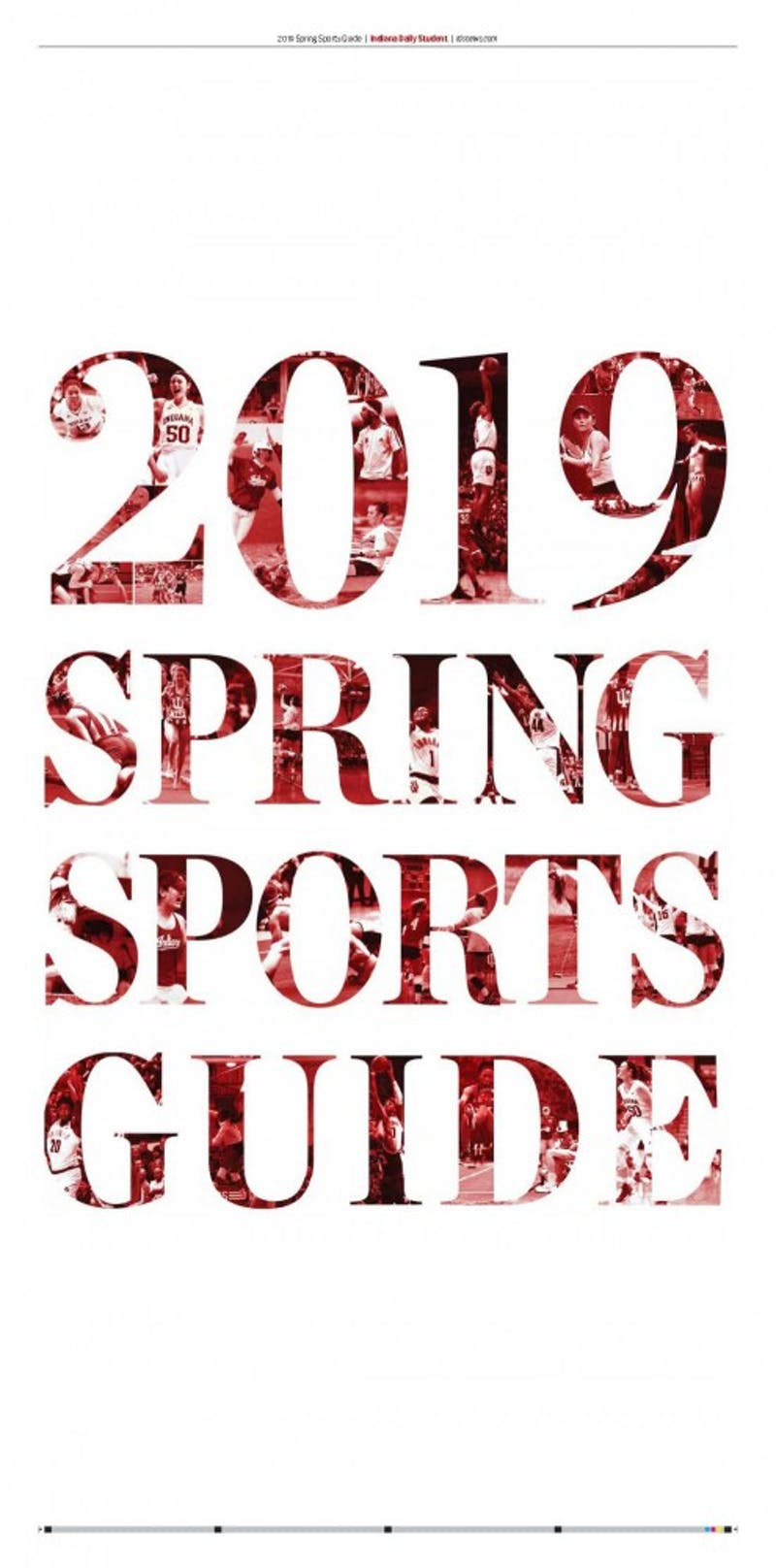 2019 Spring Sports Guide