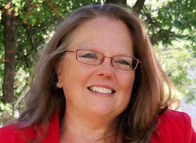 Melanie Payne was promoted to lead the office of First Year Experiences Programs earlier this month.