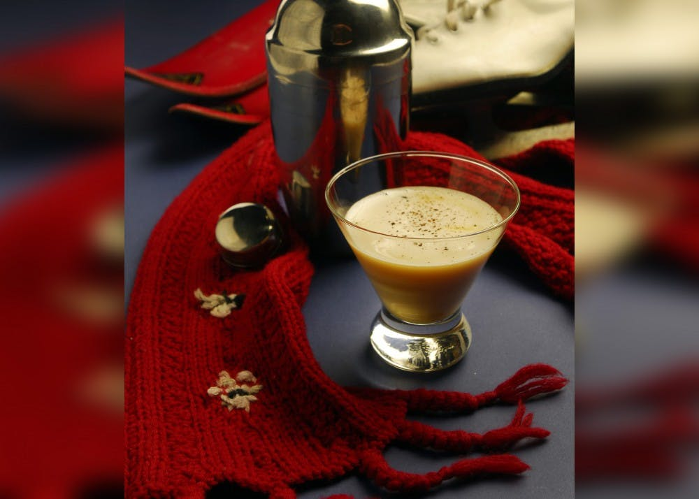"""<p>According to the Spruce Eats, eggnog most likely originated in Europe. Medieval monks were known to drink a warm ale punch mixed with eggs and figs called """"posset"""" in the 13th century.&nbsp;</p>"""