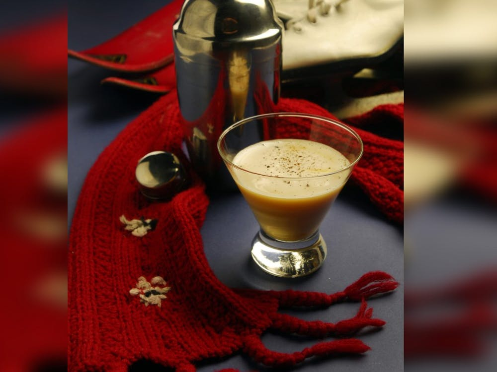 "According to the Spruce Eats, eggnog most likely originated in Europe. Medieval monks were known to drink a warm ale punch mixed with eggs and figs called ""posset"" in the 13th century."