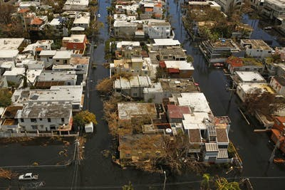 Nearly one week after Hurricane Maria devastated the island of Puerto Rico, residents were still trying to get the basics of food, water, gas and money from banks. More than two years later, the island's infrastructure is at a breaking point.